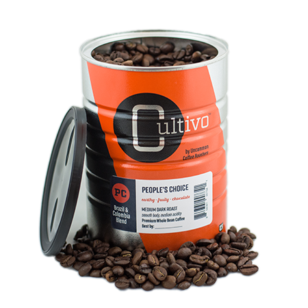 cultivo canned craft coffee